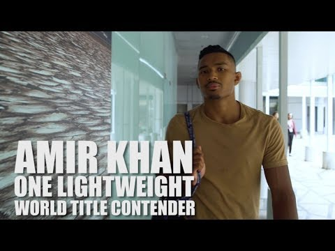 ONE VLOG   Amir Khan's Training Camp
