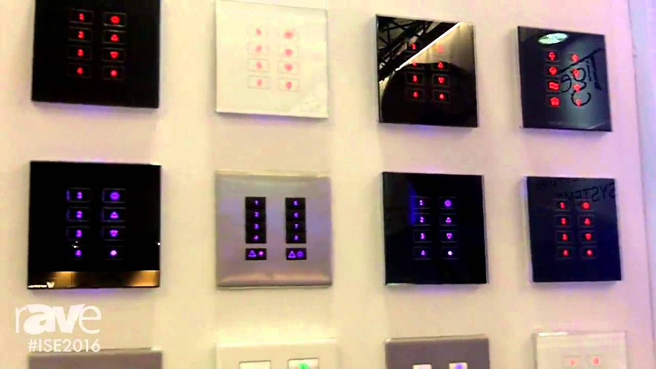 ISE 2016 Mode Lighting Shows Us the eDIN Control System & ISE 2016: Mode Lighting Shows Us the eDIN Control System - YouTube