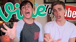 RIP VINE: A Song (ft. Thomas Sanders) | Jon Cozart by : Paint