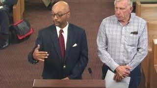 Goldsboro City Council 10-02-2017