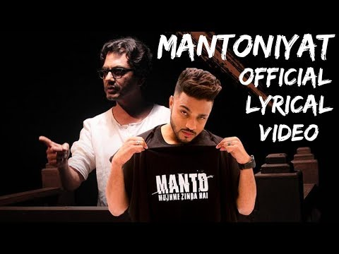Mantoiyat official Lyrical Video - Raftaar | Nawazuddin Siddiqui | Lyrical rap song | Vee Music