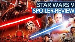 Star Wars 9 Review - (K)ein würdiges Ende für die Skywalker-Saga (SPOILER)