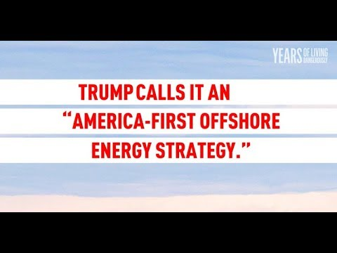 Trump's Offshore Drilling Announcement