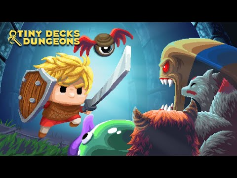 Tiny Decks & Dungeons Trailer