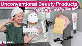 Unconventional Beauty Products: Do They Really Work? - Tried and Tested: EP108 screenshot 3