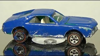 Redline Restoration: 1969 Hot Wheels Custom AMX