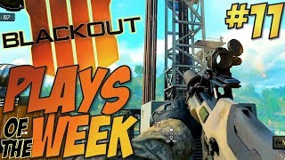 Call of Duty: Black Ops 4 - BLACKOUT Top 10 Kills Of The Week 11 #CODTopPlays