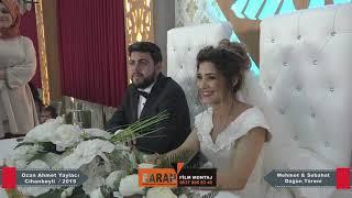 Sebahat amp; Mehmet Düğün Töreni Ozan Ahmet quot;dugawiquot; Cihanbeyli  2019