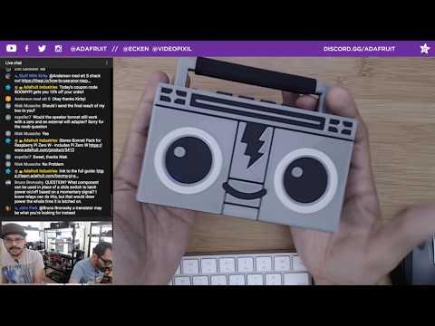 3D Hangouts – Pi Zero Airplay