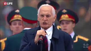 """Лановой -  песня из к/ф """"Офицеры""""  Лужники  4 ноября 2017 года"""