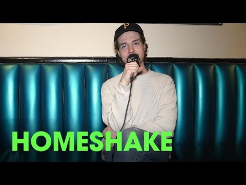 "Homeshake aka Peter Sagar on his new album ""Fresh Air"" - Toronto Interview, 2016"