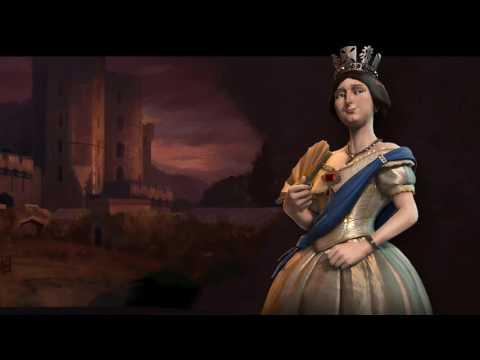 England Theme - Medieval (Civilization 6 OST) | Scarborough Fair