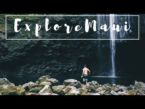 Maui's Greatest Secret Waterfall