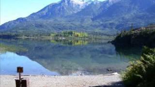 Clip Imagenes de ensueño,Lago Epuyen  (monje del lago) autor  Aldo