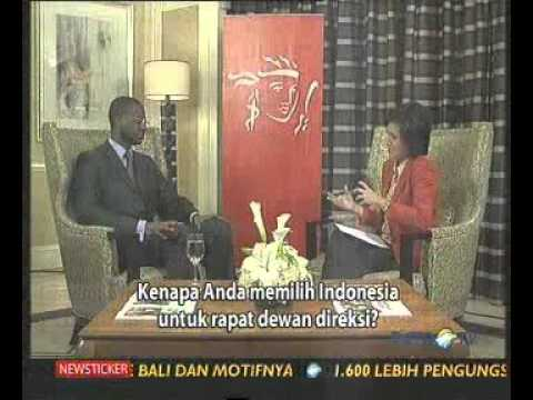 Peluang Industri Asuransi Di Indonesia - MetroTV - Prime Interview - 1 Of 3