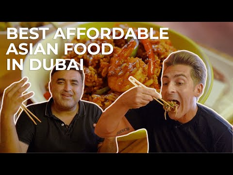 Best Affordable Asian Restaurants Dubai – Streetery