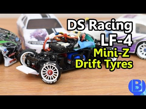 [Review] DS Racing LF-4 Drift Tyres for  Mini-Z & 1/28 (Tires)