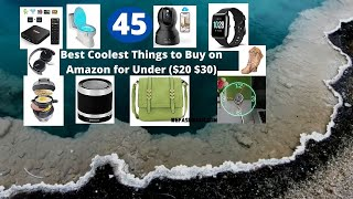 Best Coolest Things to Buy on Amazon for Under $20 $30