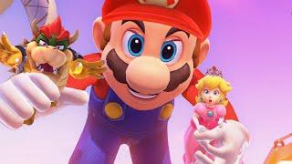 Super Mario Odyssey - Final Boss Evil Mario & Ending