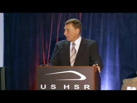 Chairman John Mica addresses USHSR DC Summit