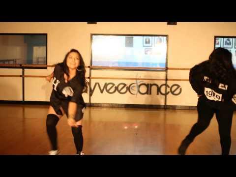 Prima J Dance Routine to BBHMM by Rihanna