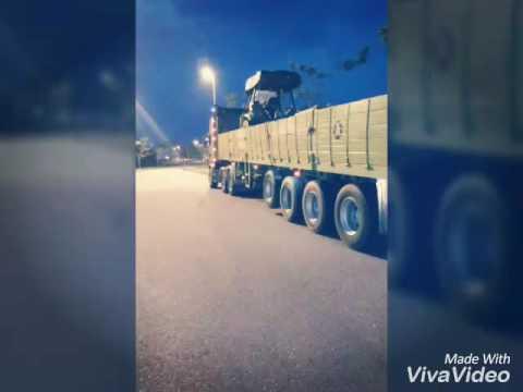 Malaysian Truck