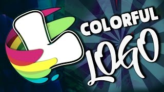 How to Make a Colorful logo On Android