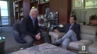 Jerry Jones shows his negotiating tactics