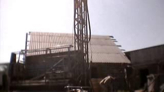видео Бурение геотермальных скважин в Губкинском
