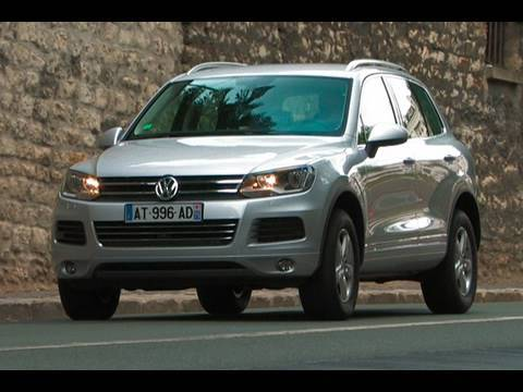 essai volkswagen touareg 2010 youtube. Black Bedroom Furniture Sets. Home Design Ideas