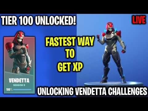 *live*-unlocking-vendetta-skin-challenges-|-fortnite-battle-royale