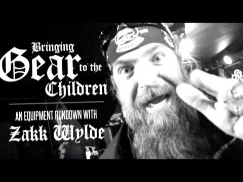 On The Road: Bringing Metal To the Children Episode #7 (GEAR RUNDOWN)