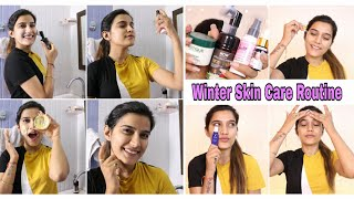WINTER SKIN CARE ROUTINE - Morning Time all Skin Types | For Clear Spotless Skin | Super Style Tips