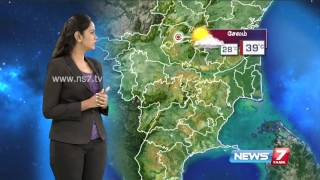 Weather Forecast | 26.04.2016 | News7 Tamil