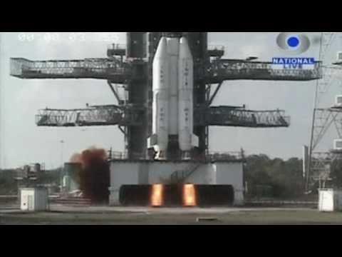 India satellite rocket