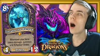 My OP ZZERAKU Deck! Exactly How Good Is The New DragonLock?!