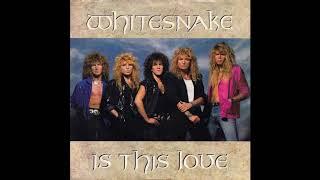 Whitesnake - Is This Love (1987 LP Version) HQ