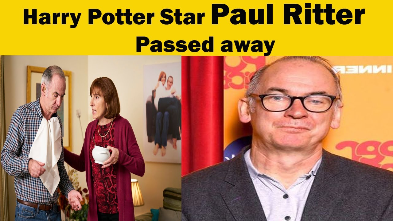 Friday Night Dinner and Harry Potter Star Paul Ritter Passed Away | Life  Story of Paul Ritter - YouTube