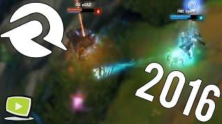 Best of Origen 2016   (League of Legends)