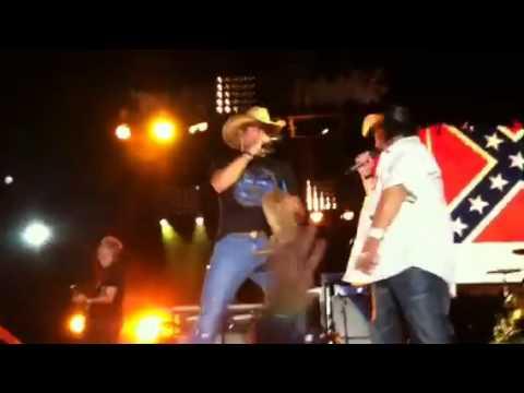 Jason Aldean Ft Colt Ford Dirt Road Anthem Youtube