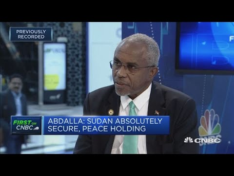 'Things are changing' for Sudan, says one of its ministers | Capital Connection