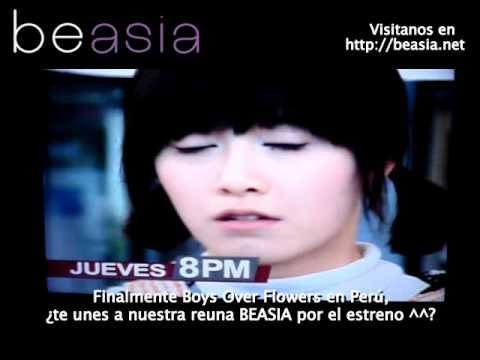 Boys Over Flowers en Perú: REUNA BEASIA (por Panamericana)