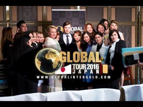 Global InterGold Japón: