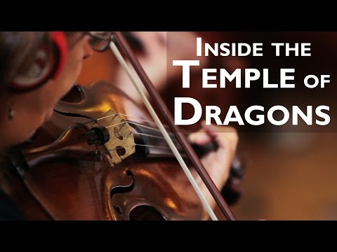 Inside The Temple Of Dragons With Composer Trevor Morris