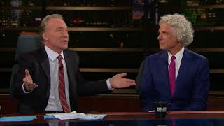 Steven Pinker: Enlightenment Now | Real Time with Bill Maher (HBO)