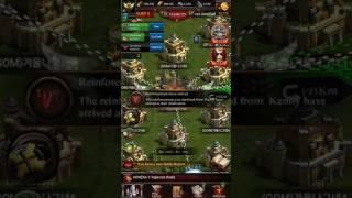 clash of kings k73 23 million power prestige 3 zeroed