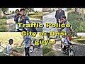Download Traffic Police || City Vs Desi Guys || Rahul Paul || Feat . Elvish Yadav MP3 song and Music Video