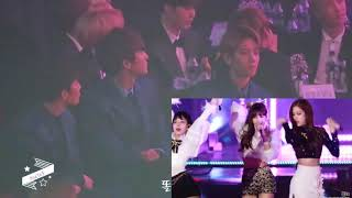 EXO AND BTS  reaction SOHOT [LISA BLACKPINK] FANMADE