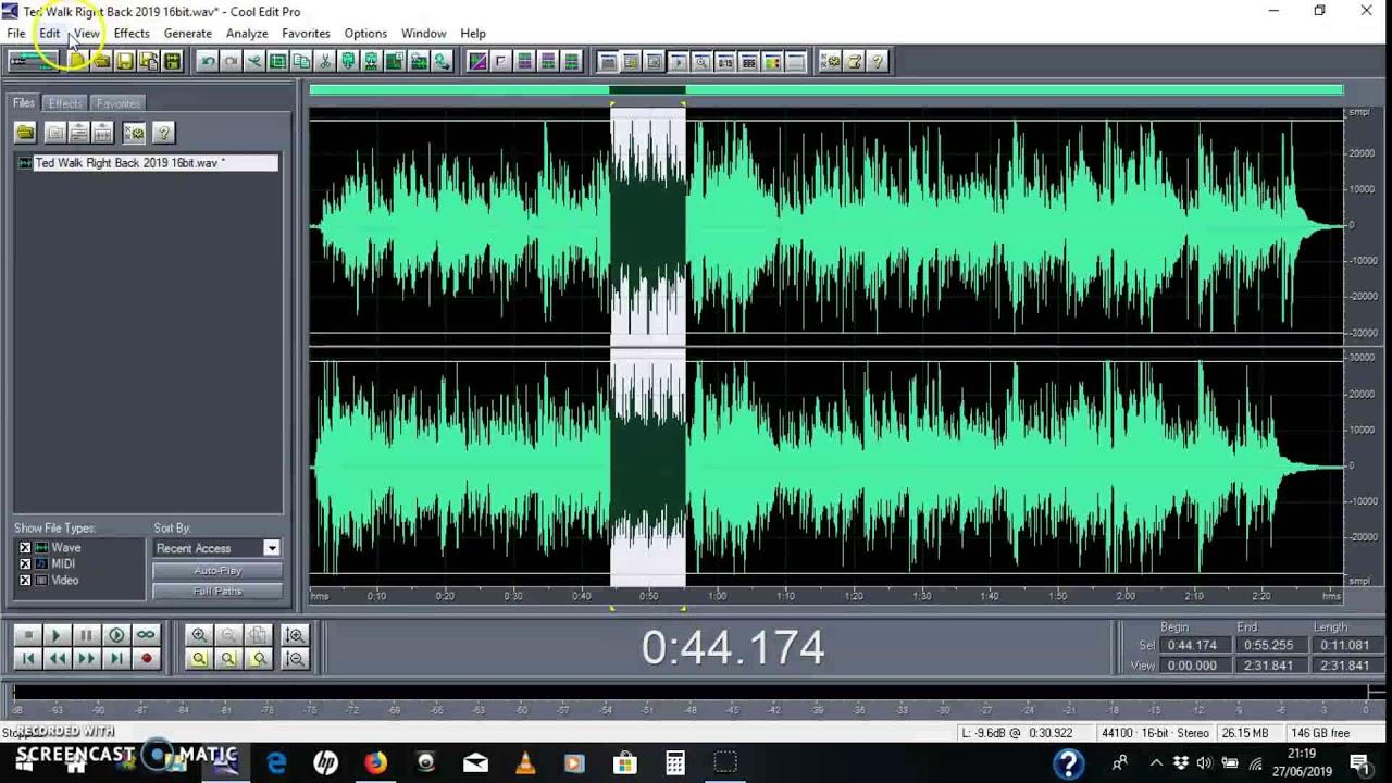 Aplikasi Edit Suara Adobe