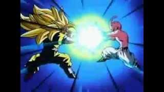 songoku vs mabu.FULL